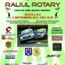 Ediţia a 3-a  a raliului Rotary Gherla