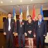 Vizita Guvernatorului Districtului 2241 Romania si Republica Molodva, dr. Petrisor Diculescu, la Rotary Club Gherla