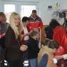 Parteneriatul dintre Rotary Club Gherla si Crucea Rosie din Hanovra (Germania)  pentru sprijinirea elevilor  Scolii Gimnaziale Speciale Dej, sectia Gherla, continua…..