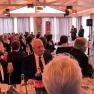 Aniversare 70 de ani Cornel Udrea la Rotary Club Gherla